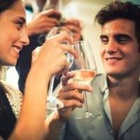 Hoe flirten met mannen