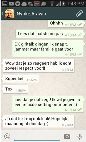 sex chat via whatsapp Nieuwegein