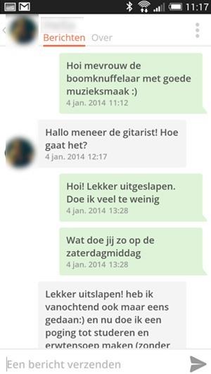 Flirten per whatsapp mit jungs
