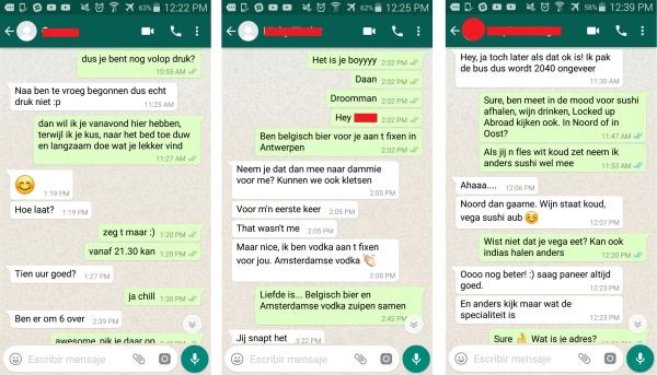 zeg Hi chat ontmoeten dating