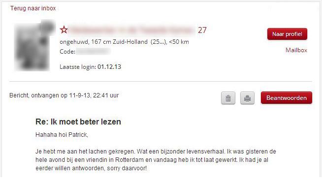 Polygamie dating Nederland
